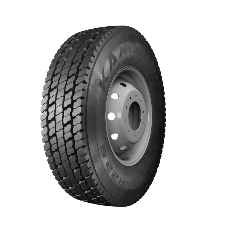 295/80R22,5 Kama  NR-202 drive 152/148M TL made in Russia